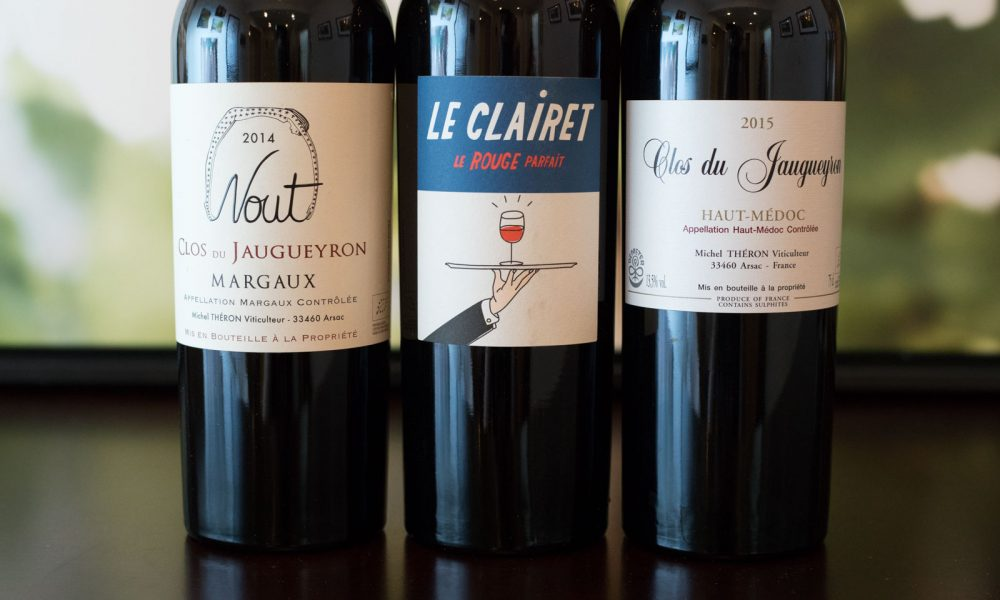 The wines of Clos de Jagueyron ©Kevin Day / Opening a Bottle