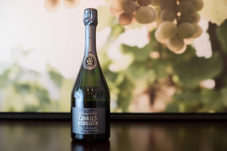 NV Charles Heidsieck Brut Réserve Champagne ©Kevin Day/Opening a Bottle