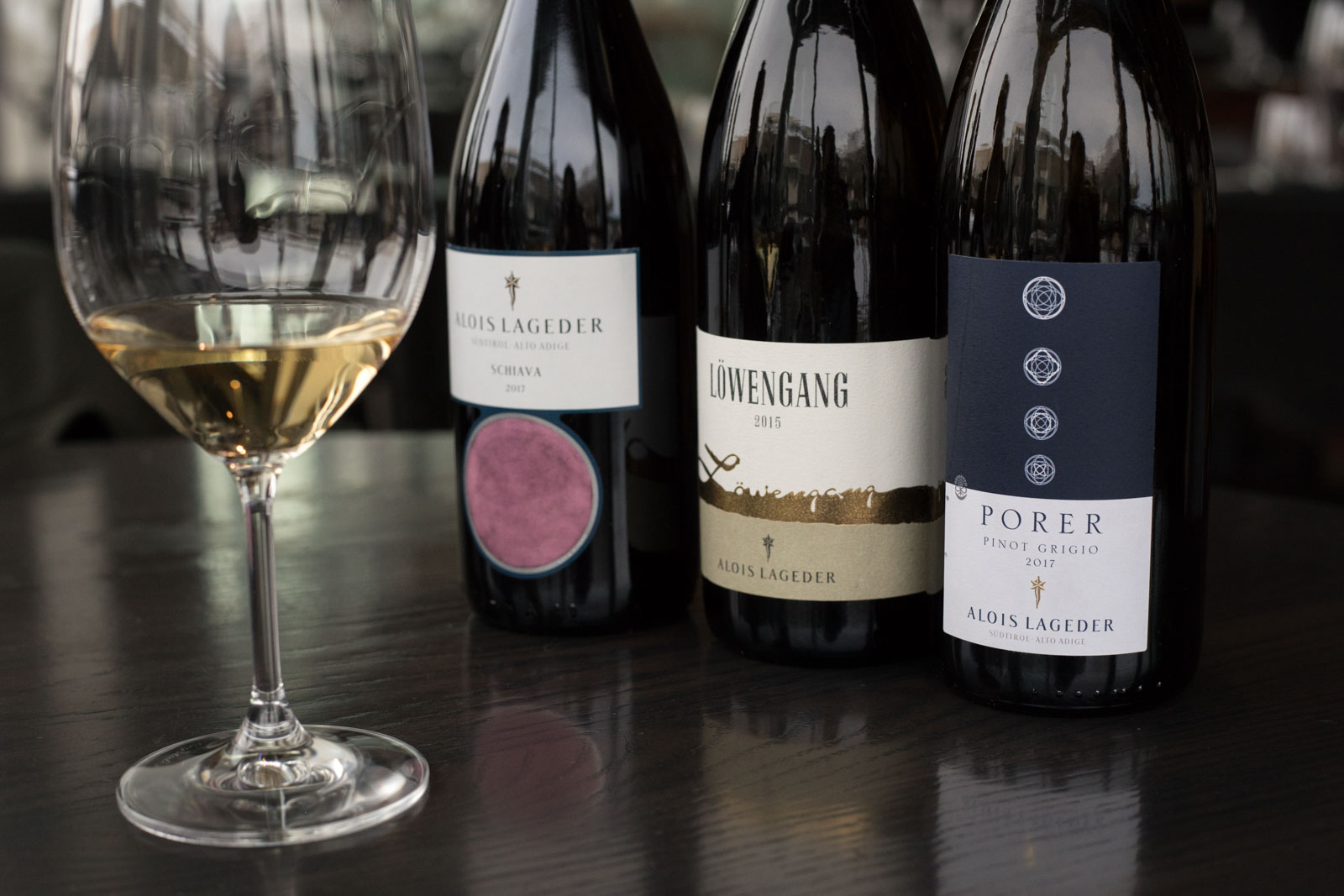 The wines of Alois Lageder ©Kevin Day/Opening a Bottle