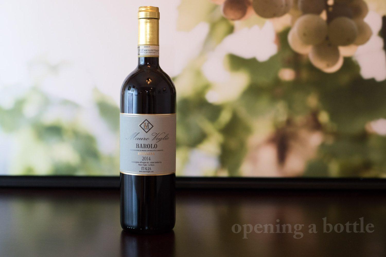 "2014 Mauro Veglio ""Arborina"" Barolo ©Kevin Day/Opening a Bottle"