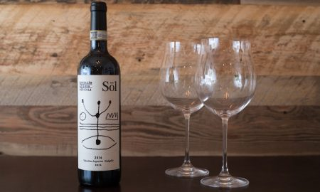 "2014 Barbacàn ""Sol"" Valtellina Superiore ©Kevin Day/Opening a Bottle"
