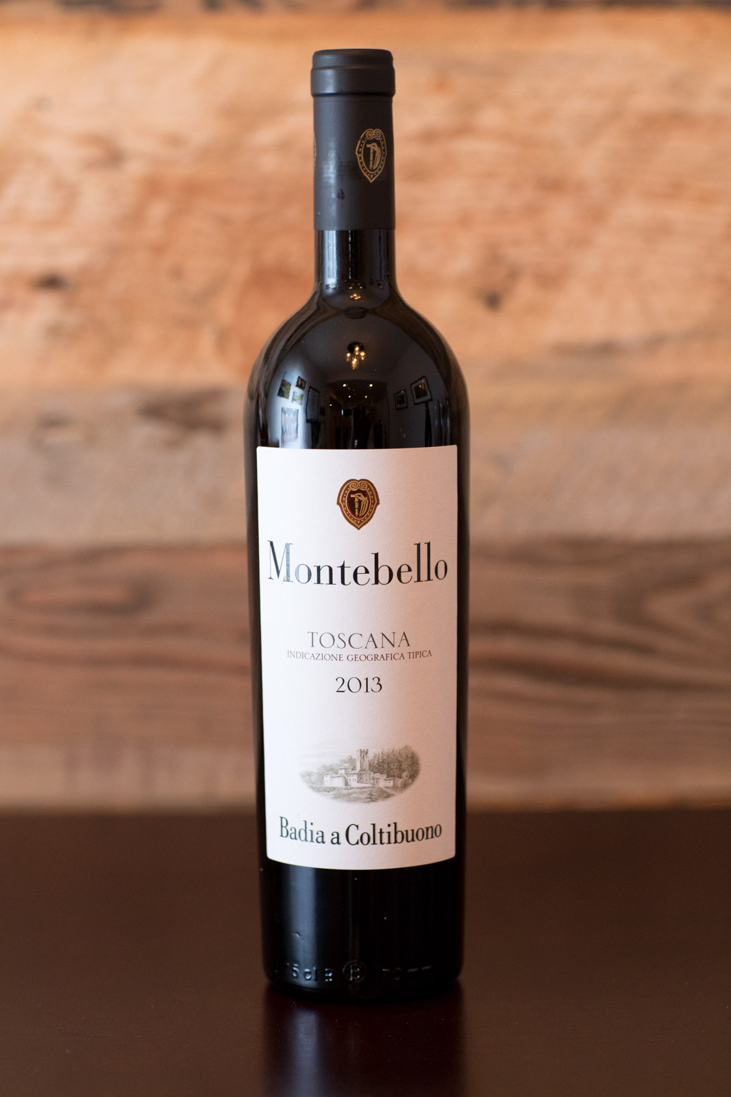 Badia a Coltibuono's Montebello is an atypical Toscana IGT in that it blends many of the region's forgotten indigenous red varieties into a single, compelling wine. ©Kevin Day/Opening a Bottle