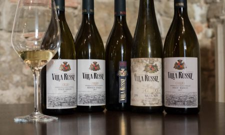 The wines of Villa Russiz ©Kevin Day/Opening a Bottle