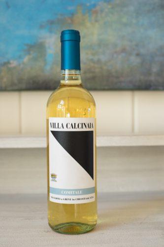 """2017 Conti Capponi Villa Calcinaia """"Comitale"""" Bianco ©Kevin Day/Opening a Bottle"""