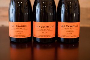 Three Wines from Domaine Anne Gros & Jean-Paul Tollot