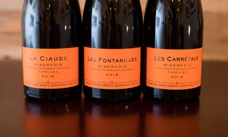 Wines of Domaine Anne Gros & Jean-Paul Tollot, Minervois ©Kevin Day/Opening a Bottle