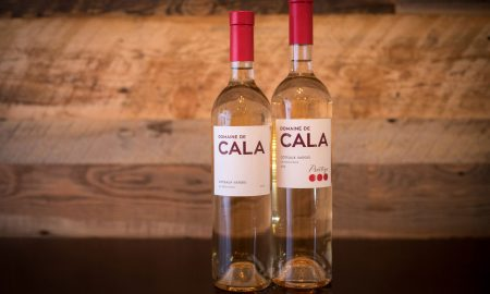 2018 Domaine de Cala Classic Rosé and 2018 Domaine de Cala Prestige ©Kevin Day/Opening a Bottle