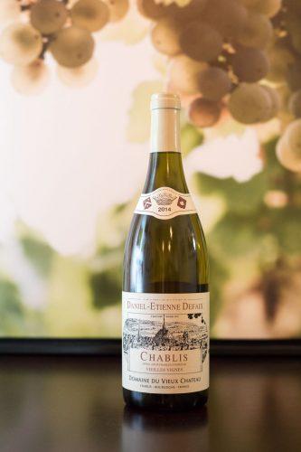 2014 Daniel-Etienne Defaix Chablis Vieilles Vignes