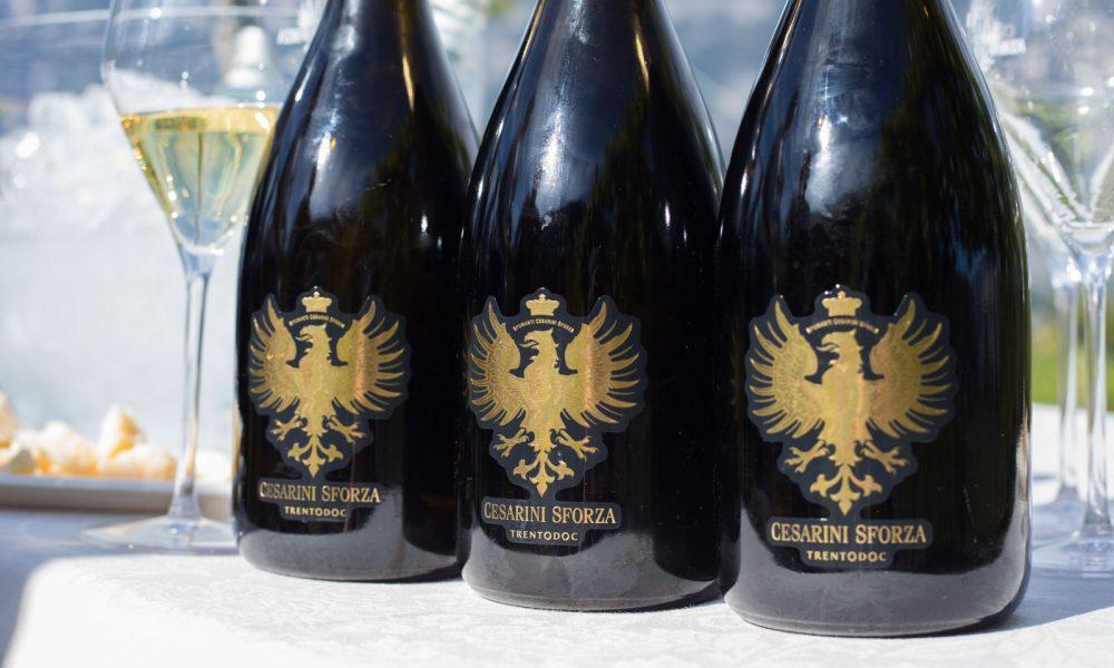 "2009 Cesarini Sforza Riserva ""Aquila Reale"" Trento DOC ©Kevin Day/Opening a Bottle"