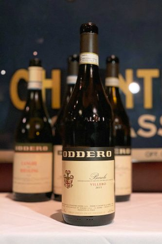 2015 Oddero Barolo Villero ©Kevin Day/Opening a Bottle