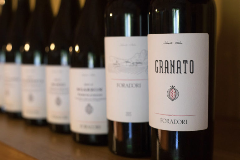 Foradori's Granato is the most iconic Teroldego wine in Italy. ©Kevin Day/Opening a Bottle