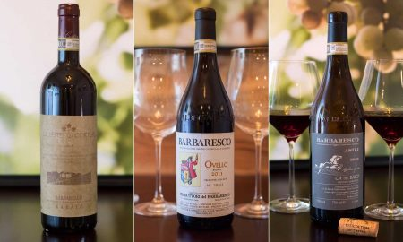 Nebbiolo Fan Club: Rabaja, Ovello and Asili Cru Barbaresco