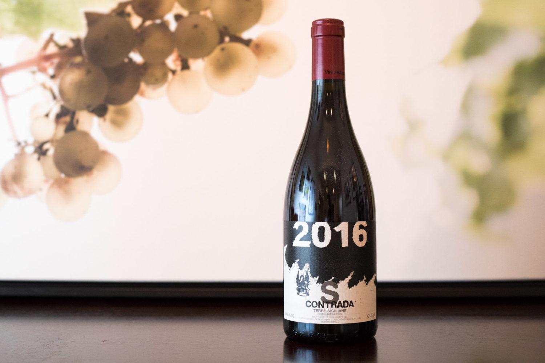 """2016 Passopisciaro """"Contrada Sciaranuova"""" Terre Siciliane. ©Kevin Day/Opening a Bottle"""