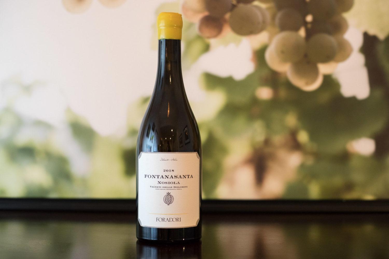2018 Foradori Fontanasanta Nosiola. ©Kevin Day/Opening a Bottle