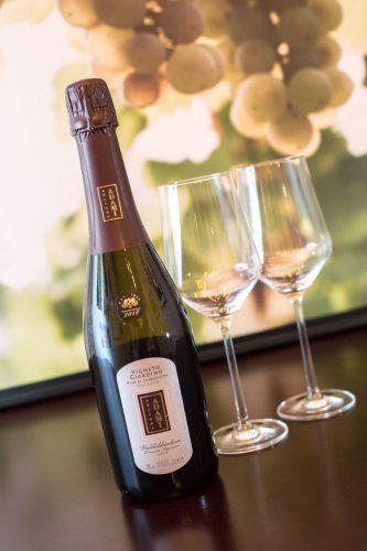 """Adami """"Vigneto Giardino"""" Rive di Colbertaldo Valdobbiadene Prosecco Superiore DOCG ©Kevin Day/Opening a Bottle"""