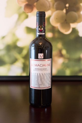 2017 Le Maciarine Montecucco Rosso ©Kevin Day/Opening a Bottle
