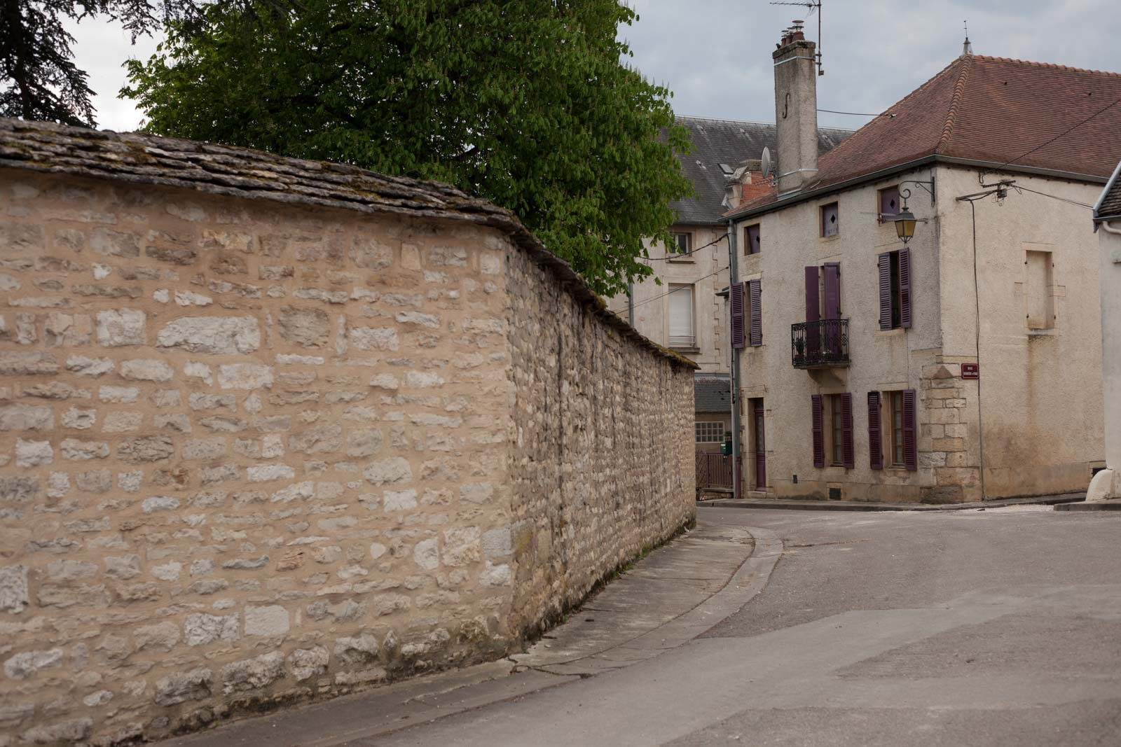 Vosne-Romanée is a rather unassuming village when you walk its quiet streets, but its impact on the world of wine is enormous. ©Kevin Day/Opening a Bottle