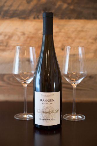 2016 Domaine Schoffit Clos Saint-Théobald Alsace Grand Cru Rangen de Thann Pinot Gris ©Kevin Day/Opening a Bottle