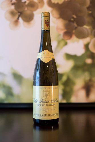 2016 Domaine Zind-Humbrecht Clos Saint-Urbain Alsace Grand Cru Rangen de Thann Gewurztraminer ©Kevin Day/Opening a Bottle