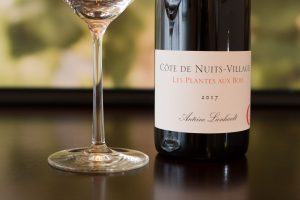 Singular Wine: Pinot Noir from Comblanchien's Lienhardt