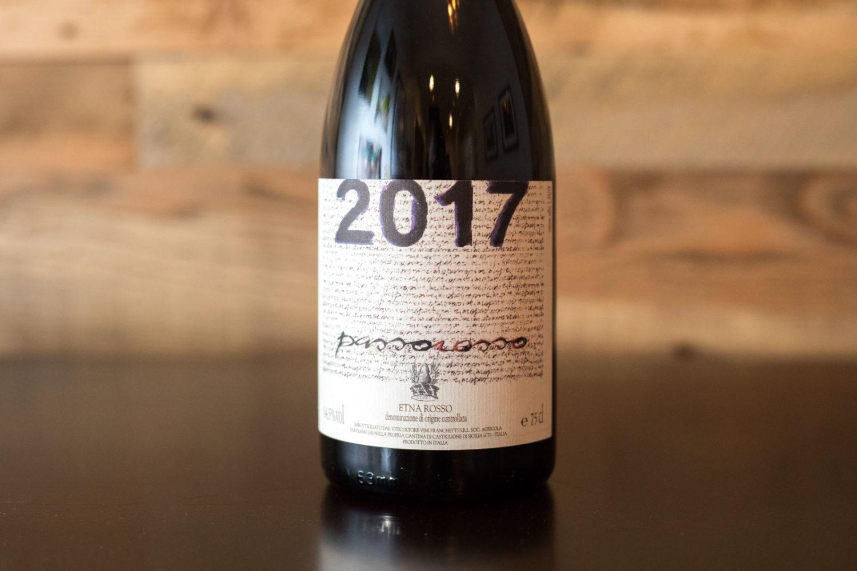 2017 Passopisciaro Passorosso Terre Siciliane ©Kevin Day/Opening a Bottle