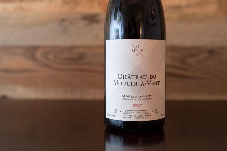 2017 Château du Moulin-à-Vent, Moulin-à-Vent ©Kevin Day/Opening a Bottle