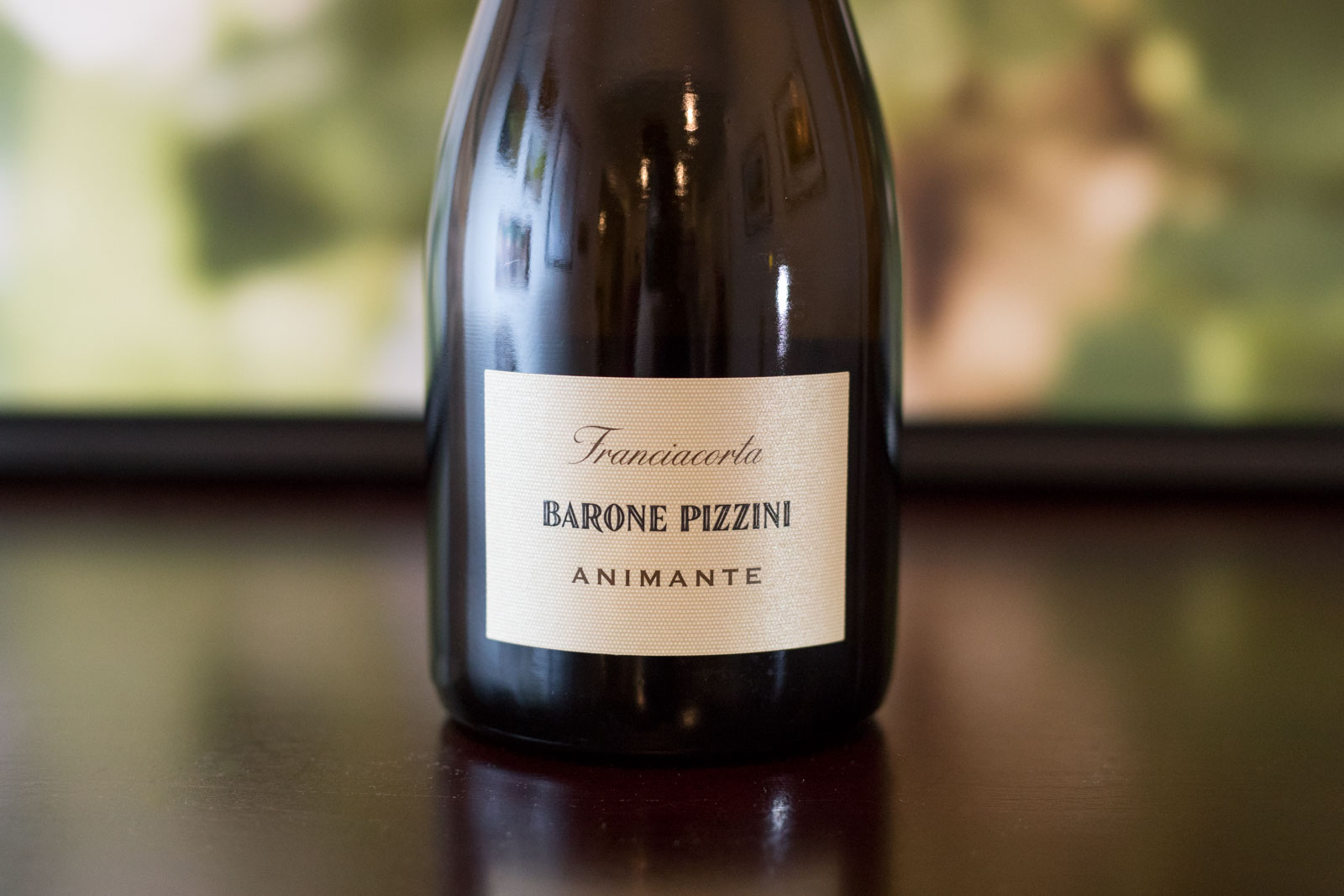 """NV Barone Pizzini """"Animante"""" Franciacorta Extra Brut ©Kevin Day/Opening a Bottle"""