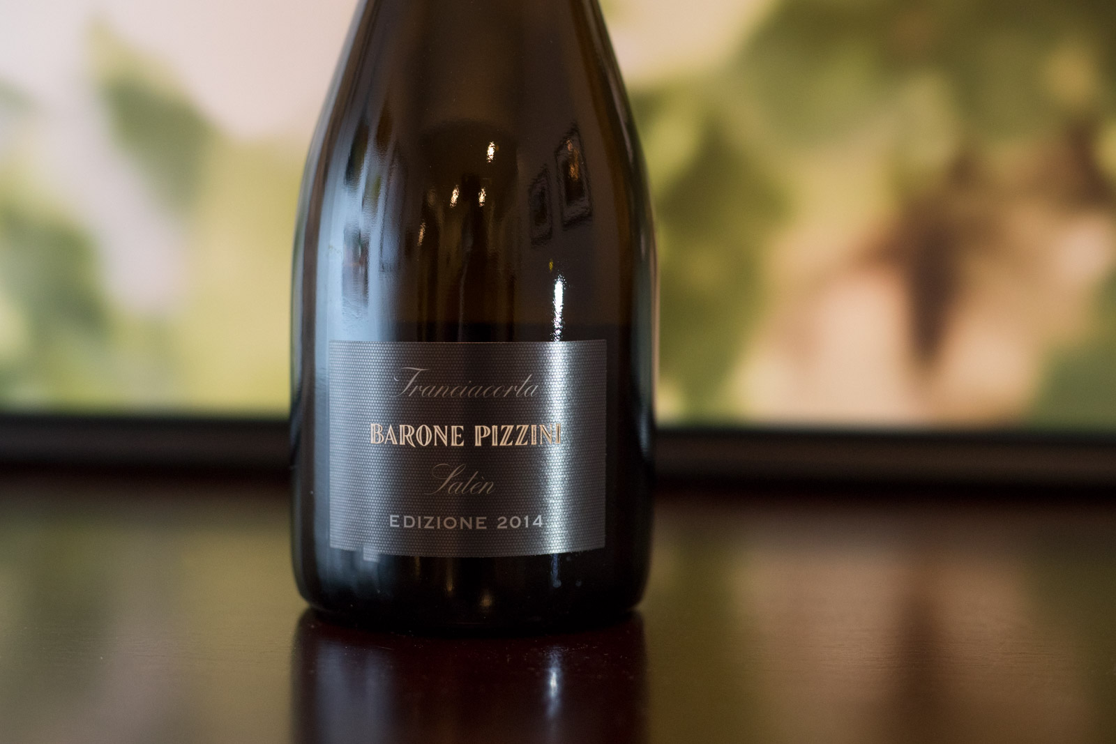 2014 Barone Pizzini Satèn Franciacorta ©Kevin Day/Opening a Bottle