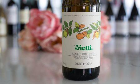 2018 Vietti Colli Tortonesi Derthona Timorasso ©Kevin Day/Opening a Bottle