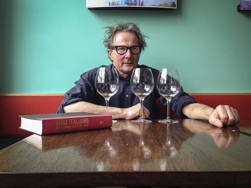 Winemaker Walter Massa of Vigneti Massa. ©Portovino Italiano