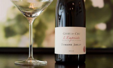 2017 Domaine Joblot L'Empreinte 1er Cru Givry Rouge ©Kevin Day/Opening a Bottle