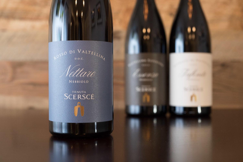 2017 Tenuta Scerscé Rosso di Valtellina ©Kevin Day/Opening a Bottle