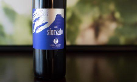 2015 Alfio Mozzi Sforzato di Valtellina, nebbiolo wine ©Kevin Day/Opening a Bottle