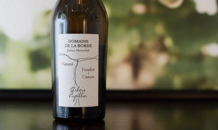2015 Domaine de la Borde Naturé Fondre a Canon Savagnin Arbois Pupillin ©Kevin Day/Opening a Bottle