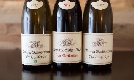 The wines of Guillot-Broux. ©Kevin Day/Opening a Bottle