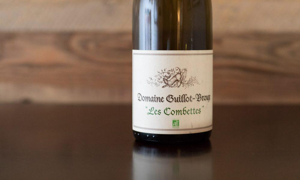 "2017 Domaine Guillot-Broux ""Les Combettes"" Mâcon-Chardonnay ©Kevin Day/Opening a Bottle"