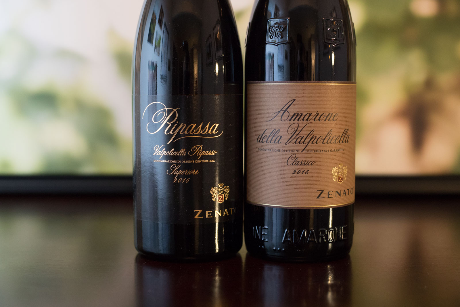 The wines of Zenato. ©Kevin Day/Opening a Bottle