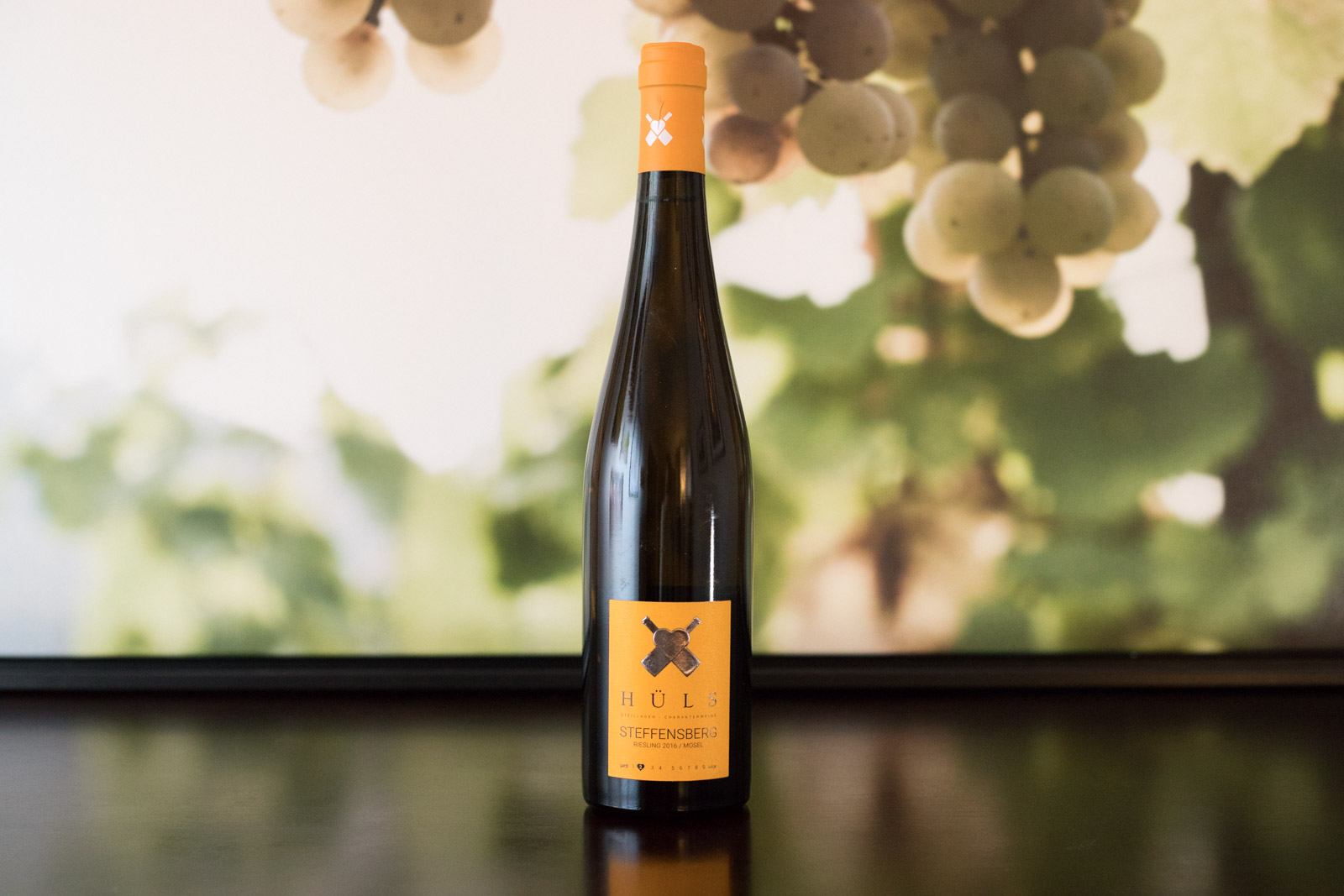 2016 Markus Hüls Steffensberg Mosel Riesling ©Kevin Day/Opening a Bottle
