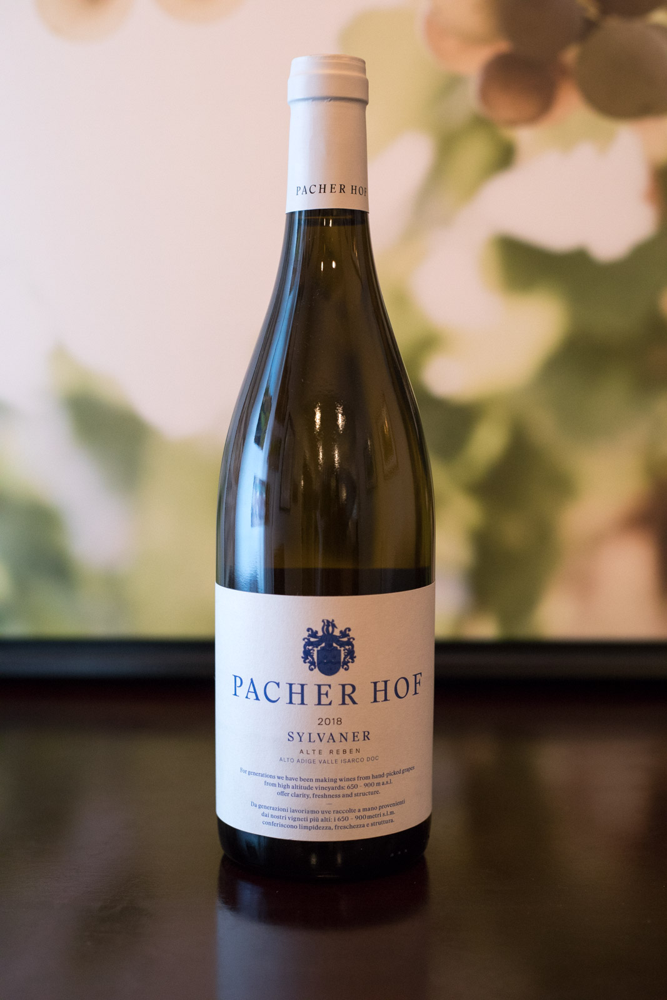 2018 Pacherhof Sylvaner Alte Reben ©Kevin Day/Opening a Bottle