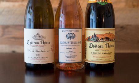 The Wines of Château Thivin ©Kevin Day/Opening a Bottle