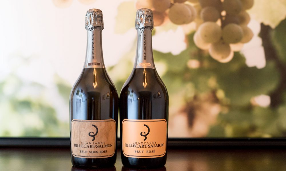 The wines of Billecart-Salmon. ©Kevin Day/Opening a Bottle