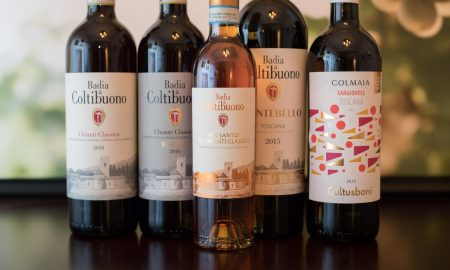 The wines of Badia a Coltibuono ©Kevin Day/Opening a Bottle