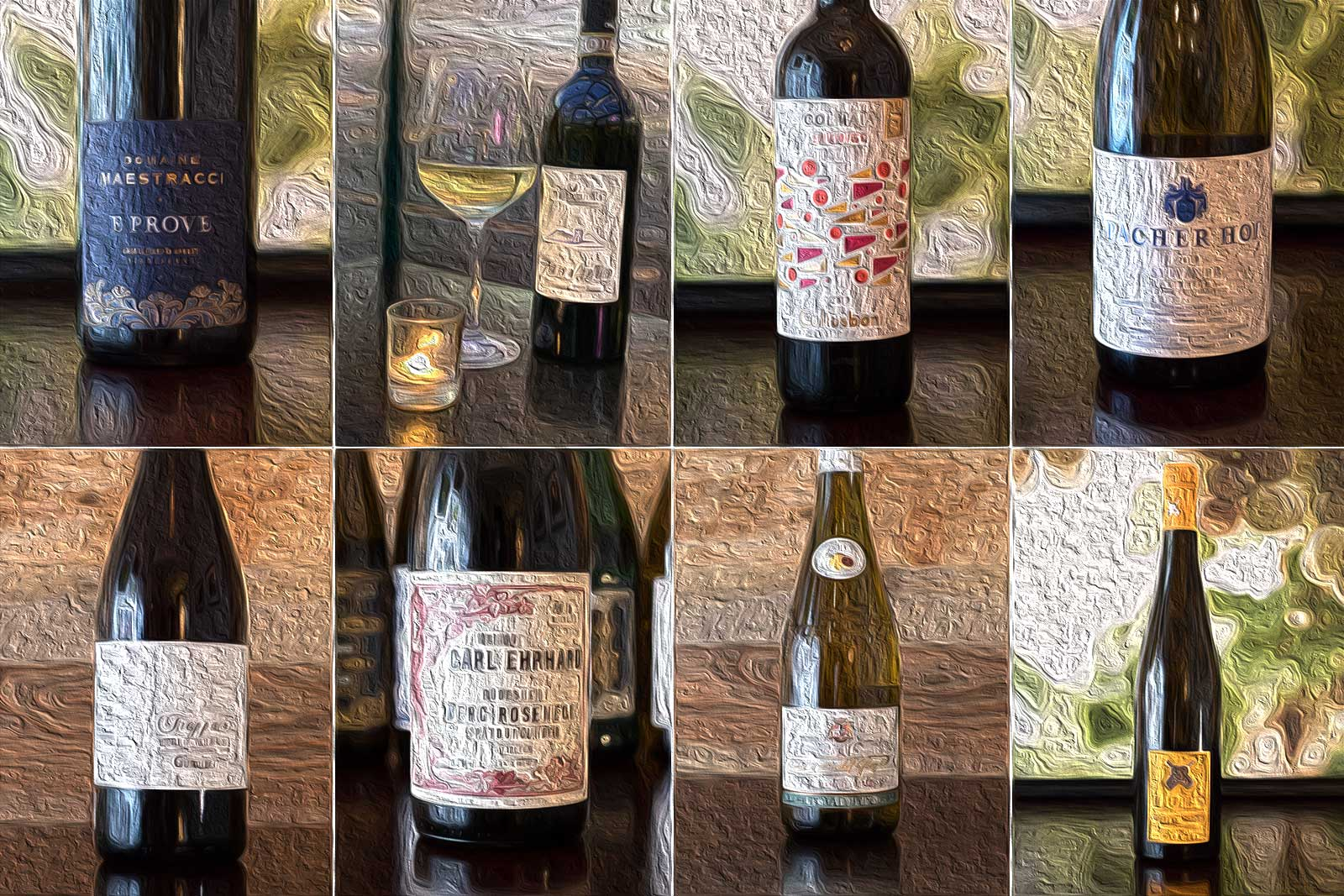 Wine recommendations for Thanksgiving by wine writer Kevin Day ©Kevin Day/Opening a Bottle