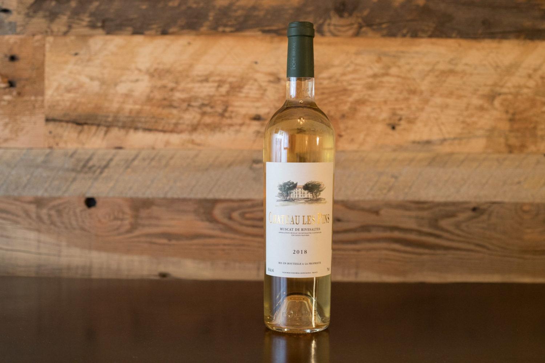 2018 Château Les Pins Muscat de Rivesaltes Vin Doux Naturel ©Kevin Day/Opening a Bottle