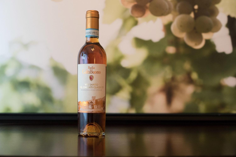 2011 Badia a Coltibuono Vin Santo del Chianti Classico ©Kevin Day/Opening a Bottle