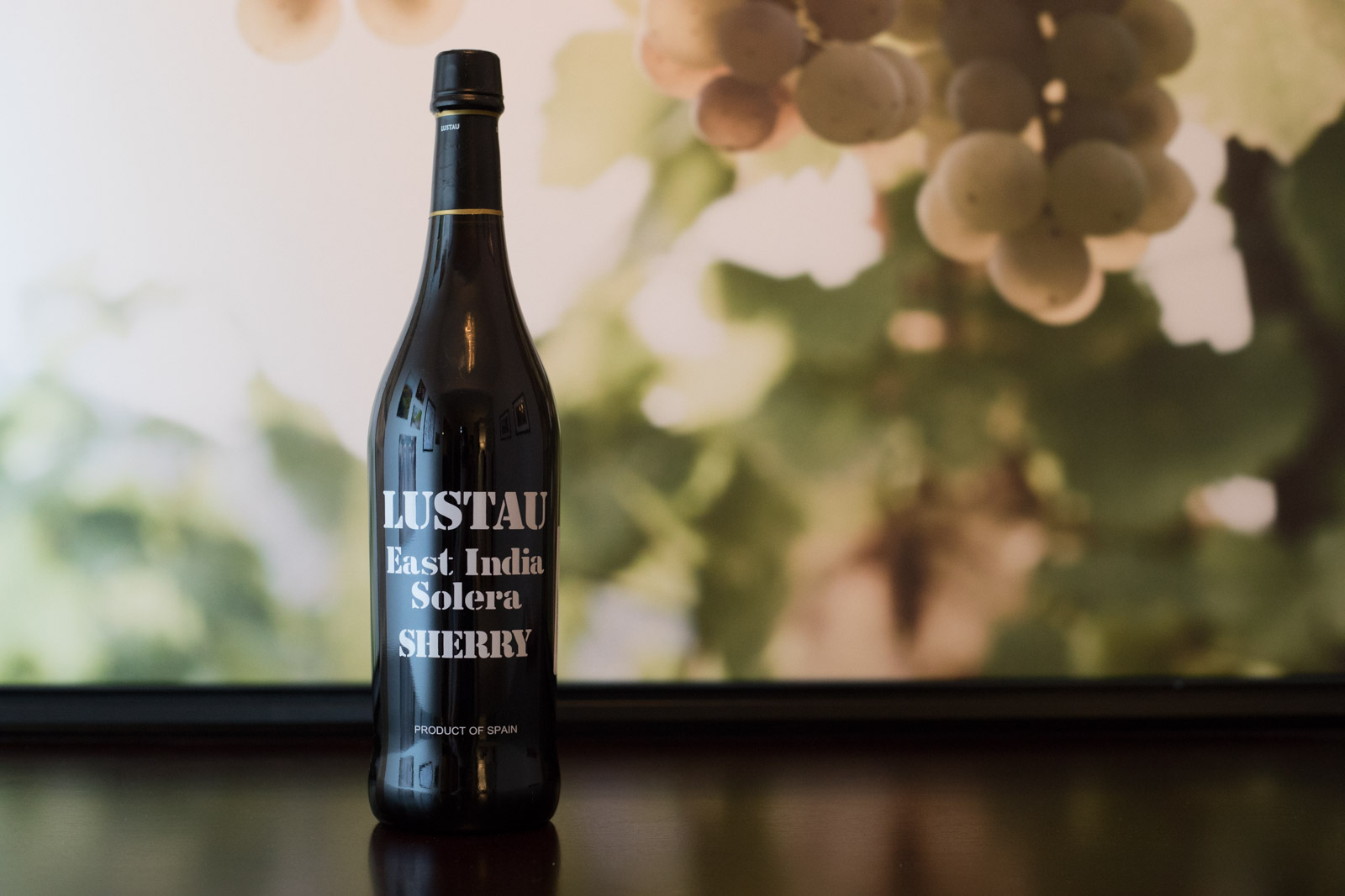 NV Emilio Lustau East India Solera Sherry ©Kevin Day/Opening a Bottle