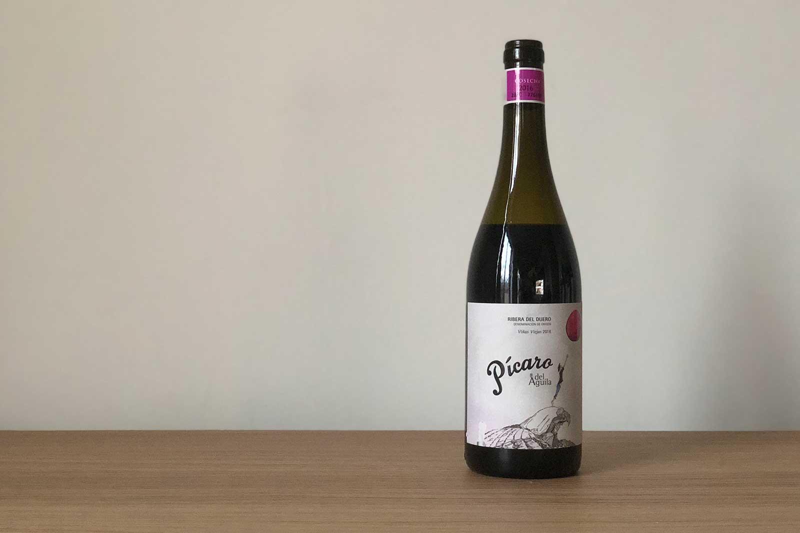 "2016 Dominio del Águila ""Pícaro del Águila"" Viñas Viejas ©Clay Dillow for Opening a Bottle"