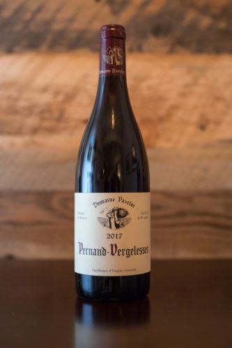 2017 Domaine Pavelot Pernand-Vergelesses ©Kevin Day/Opening a Bottle