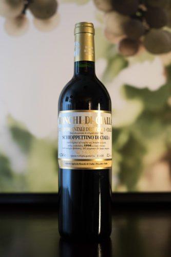 1996 Ronchi di Cialla Colli Friuli Orientali Schioppettino ©Kevin Day/Opening a Bottle
