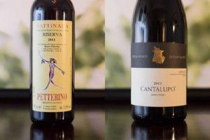 Nebbiolo Fan Club: Petterino and Cantalupo